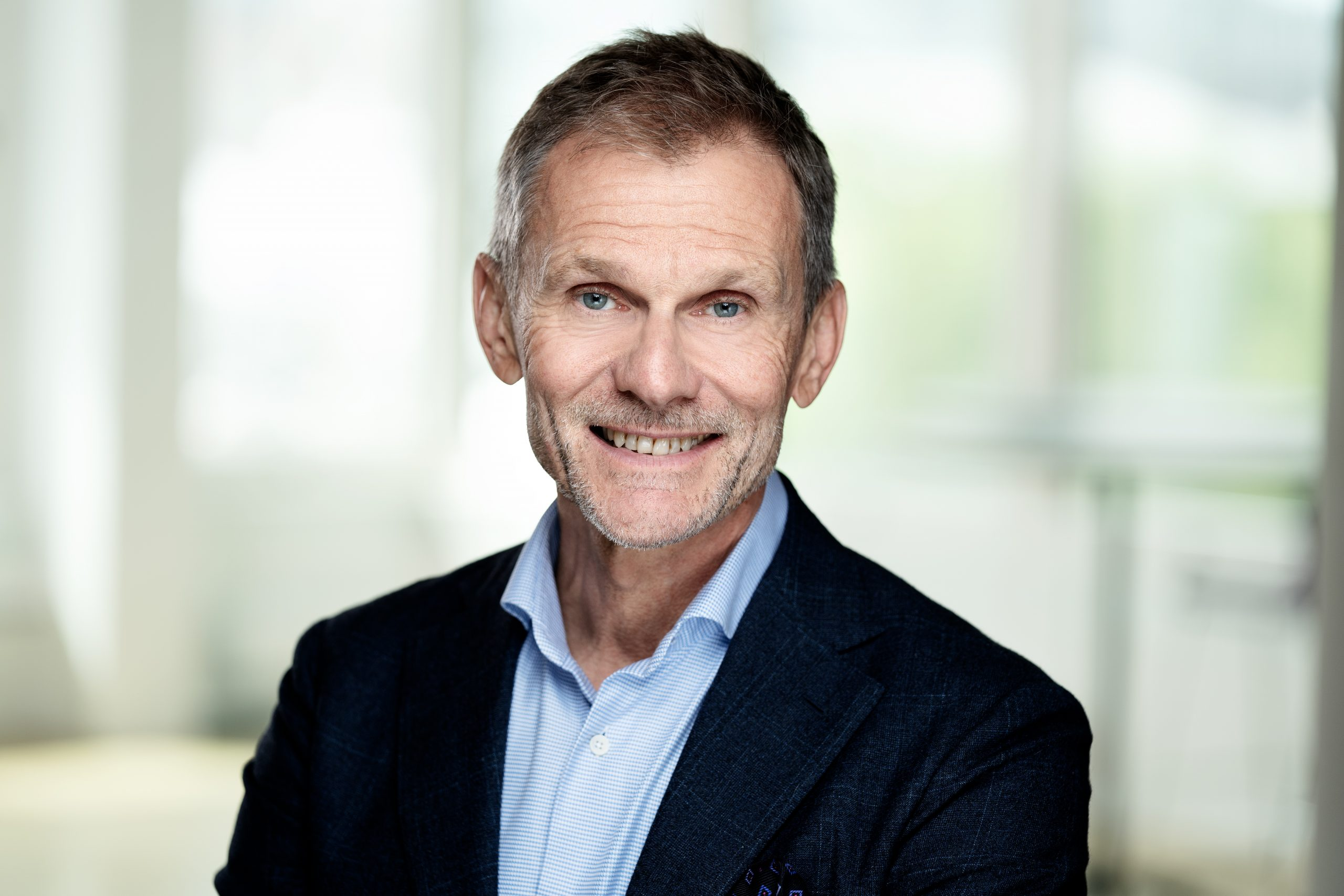 Sverre Gjessing, styreleder i Kredinor
